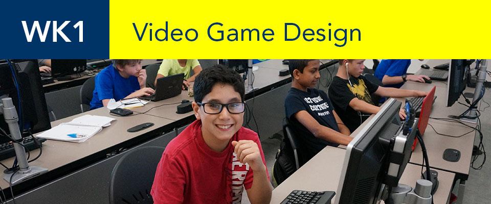 Video Game Design Summer Camp Florida: FAU Summer Engineering Technology Programrh:public.eng.fau.edu,Design